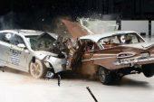 Çarpışma Testlerine Göre Yeni Araçlar 4 Kat Daha Güvenli
