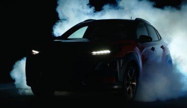 Hyundai Kona'nın Yeni Video ve Fotoğrafları Yayınlandı
