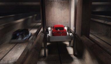 Tesla Tünelleri: 200 km/s Hızla Giden Kızaklar Deneniyor