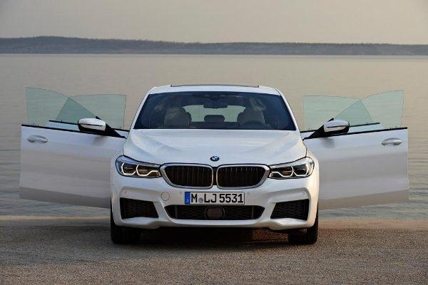 Yeni BMW 6 Serisi Gran Turismo Teknik Detaylar ve Fotoğraflar