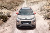 Citroen Stili SUV: C3 Aircross