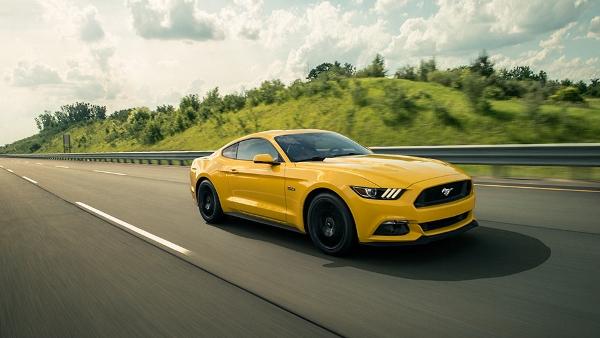 Efsane Avrupa'da: Ford Mustang 2.3 Ecoboost İncelemesi
