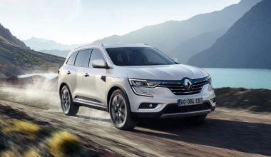2017 Yeni Kasa Renault Koleos Özellikleri ve Fiyatı