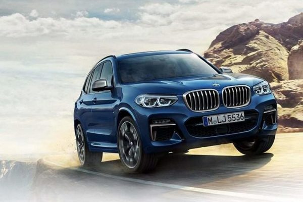2018 Yeni BMW X3 Kamuflajsız Fotoğrafları Yayımlandı