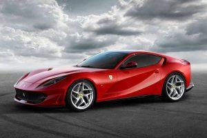 Ferrari Tarihinin En Güçlüsü: 812 Superfast