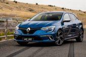 Dizel Renault Megane GT Yola Çıkmaya Hazır