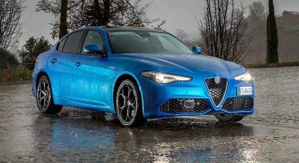 Alfa Romeo Giulia Veloce İncelemesi