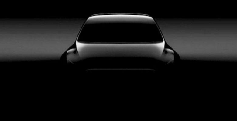 Tesla Model Y'nin İlk Resmi Fotoğrafı Yayınlandı