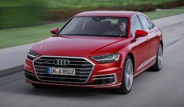 2017 Yeni Audi A8 Tanıtıldı