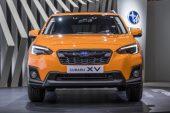 Subaru XV 2018'de Yeni Yüzüyle Geliyor