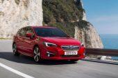 Yeni Subaru Impreza Avrupa Pazarında da Satılacak