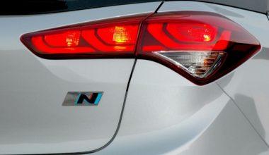 Hyundai i20 N Versiyonu Geliyor