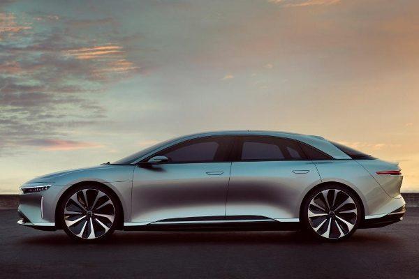 Tesla'yla Savaşmaya Geliyor: Lucid Air EV