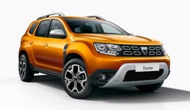 2019 Dacia Duster Yeni Nesil Dizel İle Gelecek