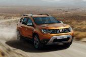 2018 Yeni Kasa Dacia Duster Görücüye Çıktı