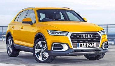 Tüm Detaylarıyla 2018 Yeni Kasa Audi Q3