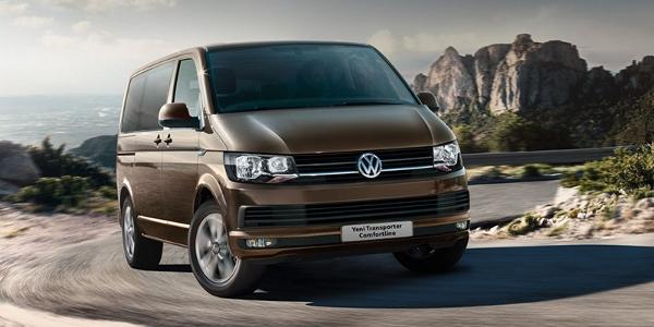 Volkswagen Transporter Comfortline İncelemesi