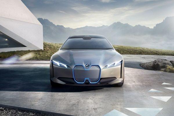 BMW i5 Elektrikli Sedan Tanıtıldı