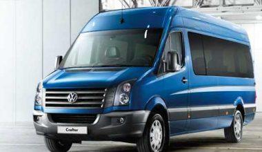 VW Crafter Fiyatı, Özellikleri, Yakıt Tüketimi