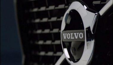 Volvo TIR'ın Fren Sistemi Hayat Kurtardı