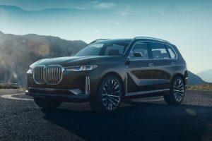 BMW X7 Konsept Tanıtıldı