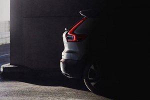 Yeni Volvo XC40 Teknoloji ve Güvenlik Donanımları Açıklandı