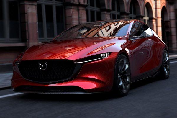 2019 Mazda 3 Geliyor