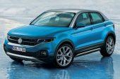 Polo Tabanlı VW T-Cross SUV için Geri Sayım Başladı