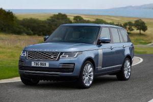 2018 Range Rover'ın Videosu Sızdırıldı