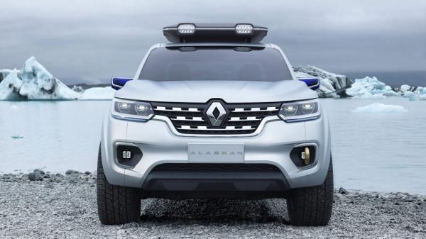 Renault Alaskan ile Tanışın