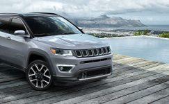 2018 Jeep Compass Satışına Başlandı