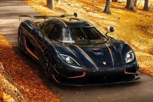 Dünyanın En Hızlı Otomobili Ünvanı Koenigsegg'de