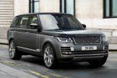 Range Rover SVAutobiography LWB Tanıtıldı