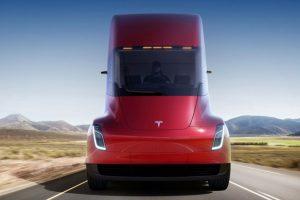 Tesla Semi Truck Tanıtıldı