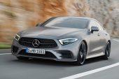Mercedes CLS Coupe Resmen Tanıtıldı