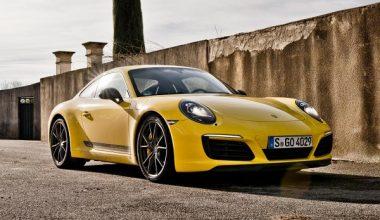 2018 Yeni Porsche 911 Carrera T ile Tanışın