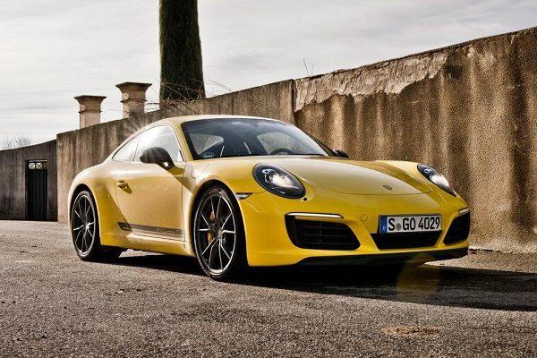 Yeni Porsche 911 Carrera T ile Tanışın