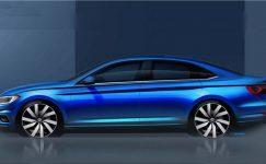 Yeni Kasa Volkswagen Jetta'dan İlk Görüntü