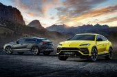 Ruhunda Lamborghini Olan SUV: URUS
