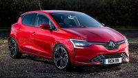 2019 Renault Clio Şekilleniyor