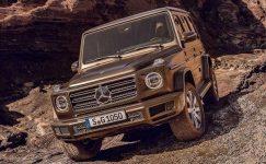 Yeni Mercedes G Serisi'nden İlk Fotoğraflar Geldi