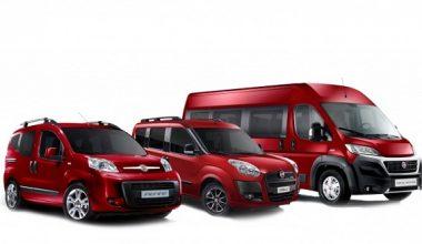 FİAT Ticari Araçlarda Yeni Yıl Kampanyası