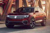 VW Atlas Crossover Concept Karşınızda