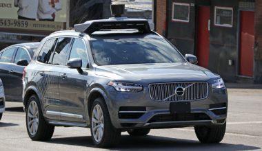 UBER Sürücüsüz Aracı Ölümcül Kazaya Karıştı