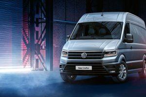 Yeni VW Crafter Fiyatı Belli Oldu