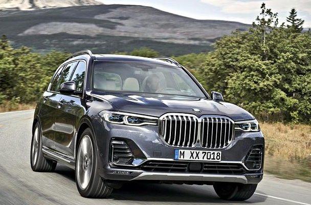 2019 Model BMW X7'nin Özellikleri İncelemesi