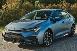 2020 Yılının Corolla Sedan'ı tanıtıldı