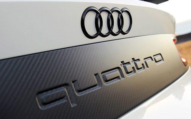 Audi Quattro Varsa Kıştan Kormayın!