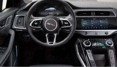 En Beğenilen Elektrikli Otomobil Jaguar I-Pace  Tanıtımı