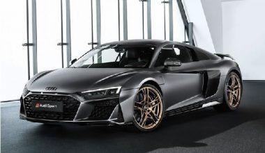 Özel Üretim Audi R8 V10 Decennium Tanıtımı Özellikleri Fiyatı